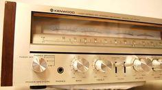 Kenwood Stereo Receiver Model KR-6050 Kenwood Stereo, Powered Speakers, Model, Pa Speakers, Scale Model, Models, Template, Pattern
