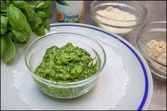 Ingredienti per la Ricetta Ufficiale del Pesto Genovese