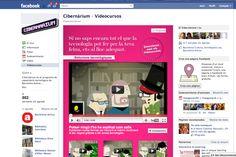 Lanzamiento Social Media Cibernarium / Lanzamiento web Videocursos Cibernarium