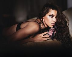 Europe Fashion Men's And Women Wears......: ADRIANA LIMA SMOLDERS FOR VICTORIA'S…