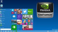 NVIDIA libera sus controladores GeForce 352.63 Beta para Windows 10 - http://www.tecnogaming.com/2015/04/nvidia-libera-sus-controladores-geforce-352-63-beta-para-windows-10/