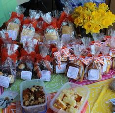 San Diego Food Bloggers Bake Sale 2012! » Dooley Noted Blog