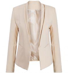Witte Blazer jasje chique