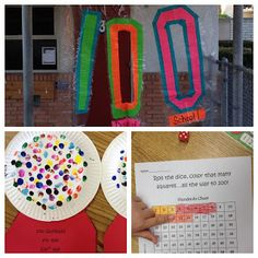 100th Day of School! - Apples and ABC's