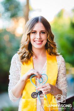 ASU Senior Grad Graduation  Picture Ideas Dress Cap Gown. Nurse Ideas Tempe, Arizona