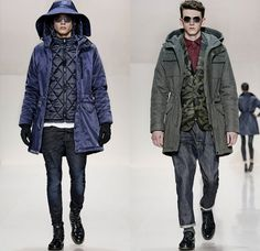 Image from http://www.topteny.com/wp-content/uploads/2014/09/g-star-raw-denim-jeans-2014-2015-fall-autumn-winter-fashion-mens-runway-denim-jeans-skinny-quilted-coat-parka-camouflage-biker-bomber-jacket-emblems-01x.jpg.