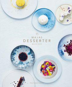 Nemme små crumbles med pære og blåbær | Maja Vase