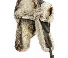 #Caciula #Blaser imblanita, stil rusesc, material canvas durabil. Calduroasa cu prindere rapida sub barbie. Barbie, Fur Coat, Winter Hats, Outfits, Fashion, Hunting Hat, Jackets, Moda, Suits