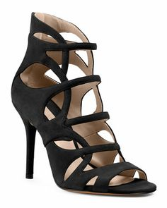 Michael Kors Casey Suede Strappy Sandal. I can never have too many shoes! despite what my husband says
