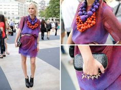 NYC Word on the Street Style: Emily Gustafsson