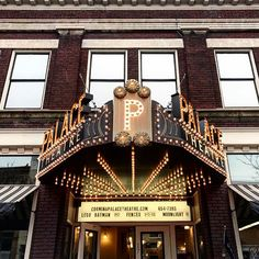 The history on this one isn't as easy to dig up as I was hoping. Supposedly, the exact location was the Little Princess Theatre well over 100 years ago. Though it's not all that old, this marquee in the Historic Corning District is still pretty awesome! • (📍Corning, New York, Steuben County)