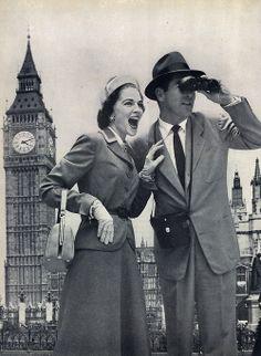 Sightseeing, 1952