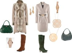 """Soft Classic outerwear ideas"" by msalij on Polyvore"