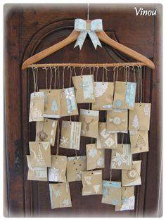 Crochet ideas that you'll love Nordic Christmas, Simple Christmas, Christmas Holidays, Advent Calenders, Christmas Gift Wrapping, Christmas Tree Ornaments, Christmas Crafts, Handmade Birthday Cards, Home Decor Ideas