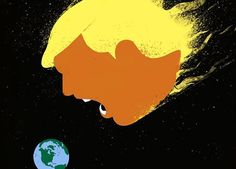 Spiegel, Trump