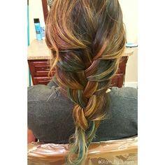 Balayage Braid  #glambyleann #mechanicsburg #centralpa #pa #harrisburg #hershey #hairstylist #braid #mermaidhair  #hairdresser #hair #balayage #ombre #hairpainting #balayageombre #hair #paintedhair #trend #fashion #hairstyle#haircolor  #balayagedandpainted #stylist  #modernsalon #hairdressermagic #tealhair  #greenhair #1000orbust #btcpics @modernsalon @behindthechair_com @american_salon @stylistssupportingstylists @beautylaunchpad @balayagedandpainted  @mermaidians