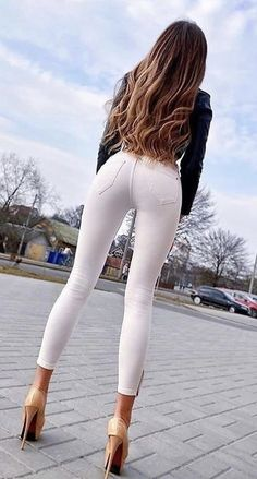 Superenge Jeans, Skinny Jeans, Leather Jumpsuit, Luxury Girl, Corporate Fashion, Sexy Legs And Heels, Pants For Women, Clothes For Women, Best Jeans