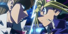 Yu-Gi-Oh! Creator Illustrates Yugi And Kaiba's Future Together