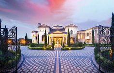 Million dollar estate