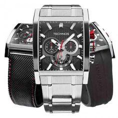 ecaec70004f 56 melhores imagens de Relógios no Pinterest