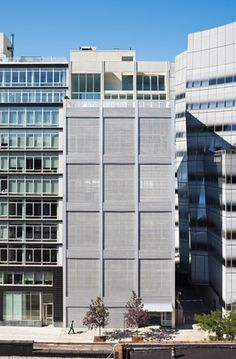 Metal Shutter Houses / Shigeru Ban Architects + Dean Maltz Architect , West 19th Street, New York