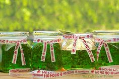 Jalapeno pepper jelly makes a nice gift.
