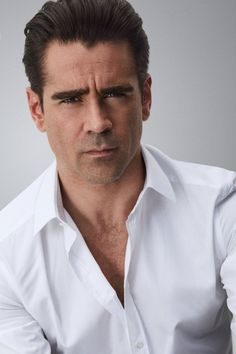 Colin Farrell for Vogue Hombre, June 2016 - Photographed by Hunter & Gatti - Styled by Valentina Collado