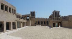 Sheikh Saeed Al Maktoum House Dubai from central square