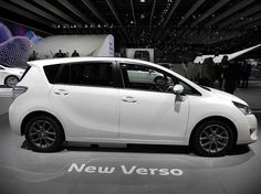 New Review Toyota Verso 2015 Review Side  View Model