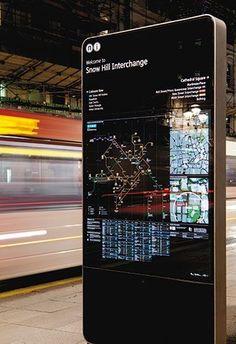 City ID / Birmingham City Centre Interchange / Multi-Modal...