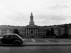 Denver City Hall back in 1948