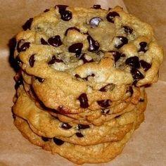 Paradise Bakery Chocolate Chip Cookie Recipe!