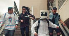 Yeah! Marshmello revela audiovisual de su nuevo tema Moving On