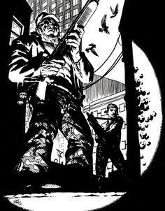 White Wolf, World of Darkness, Leif Jones.