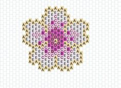 bead embroidery patterns on fabric Bead Embroidery Patterns, Beading Patterns Free, Seed Bead Patterns, Bead Embroidery Jewelry, Beading Tutorials, Beaded Embroidery, Weaving Patterns, Bead Jewelry, Art Patterns
