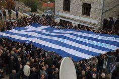 Κηδεία ήρωα Κατσίφα: «Αθάνατος» φώναζε το πλήθος (φωτο) | Pronews Opera House, Greece, Patio, History, World, Outdoor Decor, Travel, Love, Greece Country