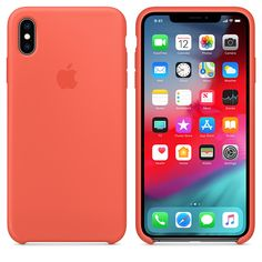 Sweepstake iphone x red silicone case