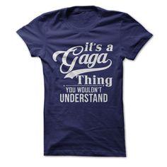 It's a Gaga Thing