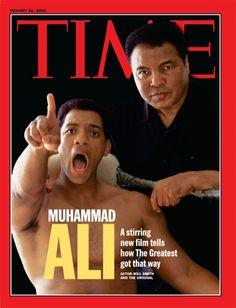 muhammad ali magazine cover