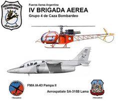 Escuadrón LAMA en la IV Brigada Aérea - Página 2
