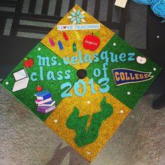 USF Graduation Cap!