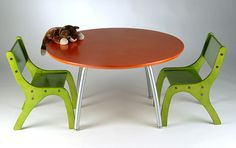 Knifty Furniture: Desks, Tables, Storage, Chairs, Kids Table and Chairs: Knifty Kids Tables and Chairs