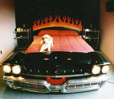 Custom Sofas And Beds | Custom Furniture Made from Car Parts