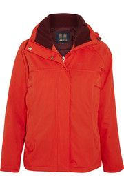 Musto EquestrianCanter hooded canvas jacket