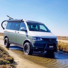 testing out his recent seikel suspension at romo beach,Denmark. - testing out his recent seikel suspension at romo beach,Denmark. Vw T5, T5 Bus, Vw Transporter Camper, Vw Minibus, Vw Syncro, T4 Camper, Toyota Hiace Campervan, Ambulance, Vw Modelle