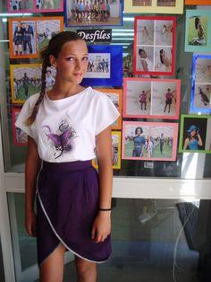 T-shirt + saia