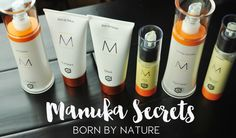 Manuka Secrets Skincare Review And Giveaway