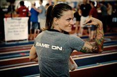 #tattoo #crossfit #girls