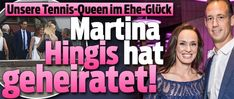 Martina Hingis & Harald Leemann 21-Juli-2018 Sport, Videos, Switzerland, Marriage, Football Soccer, Deporte, Sports
