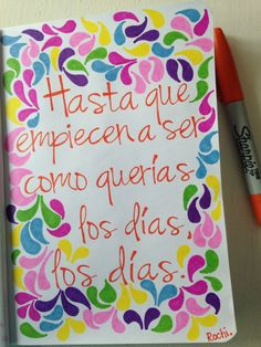 Los días - Loli Molina